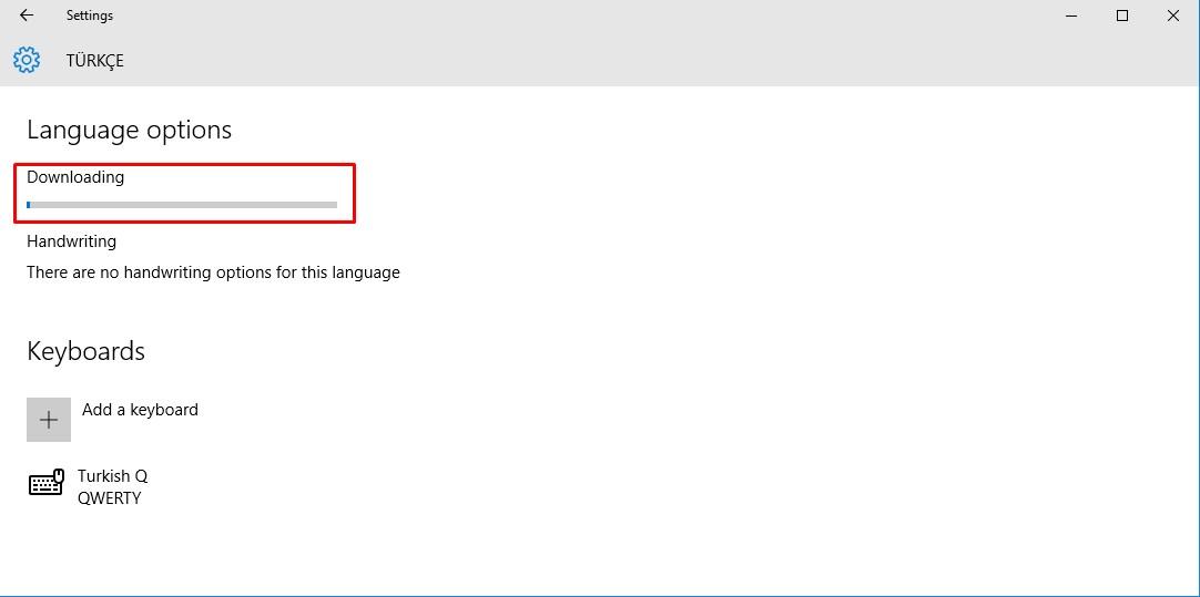 Windows 10 Türkçe Dil Paketi Yükleme (7)