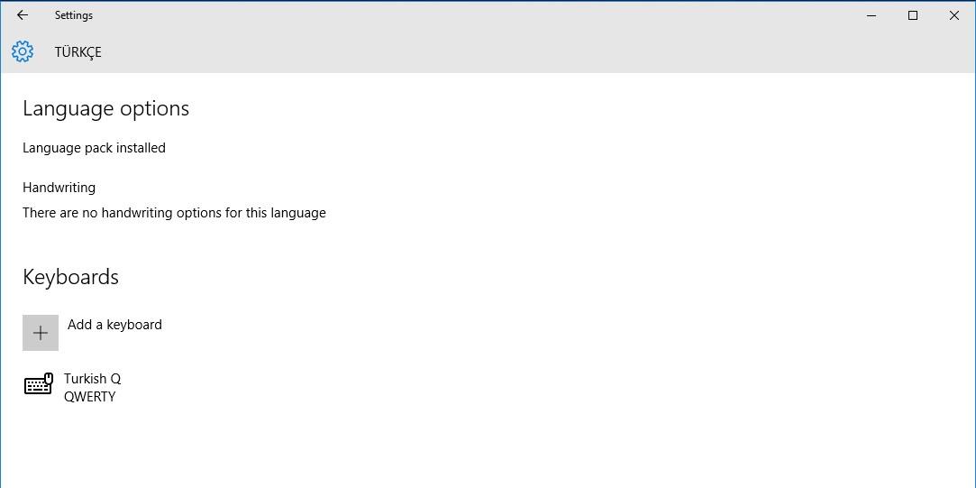 Windows 10 Türkçe Dil Paketi Yükleme (8)