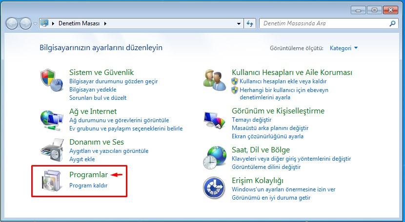 Windows 10'u Alın Uyarısı Kaldırma (1)