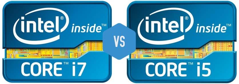 core i5 vs core i7