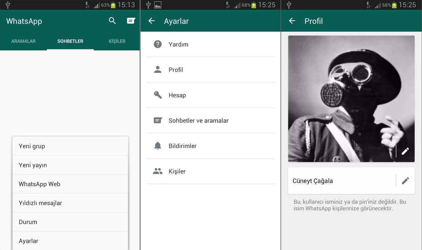 whatsapp-profil-fotoğrafı-değiştirme