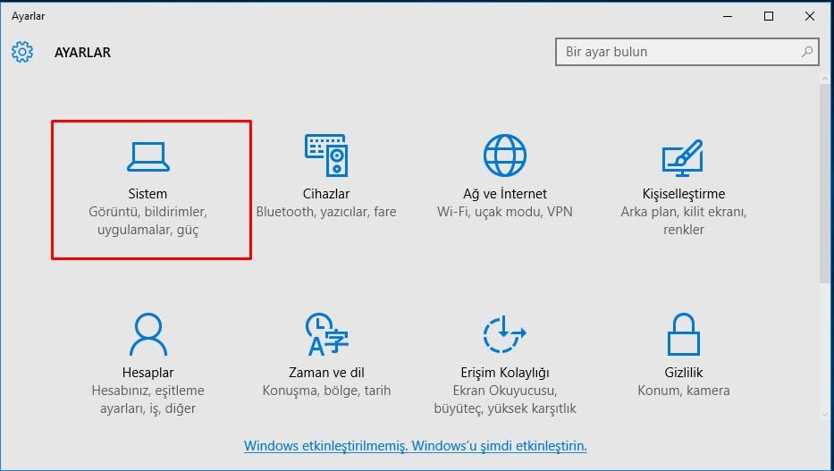 windows 10 bilgisayar adı değiştime (2)