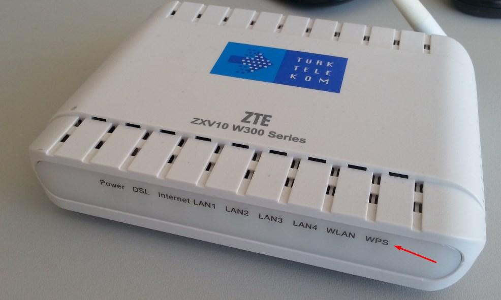 zxv10 w300 wps