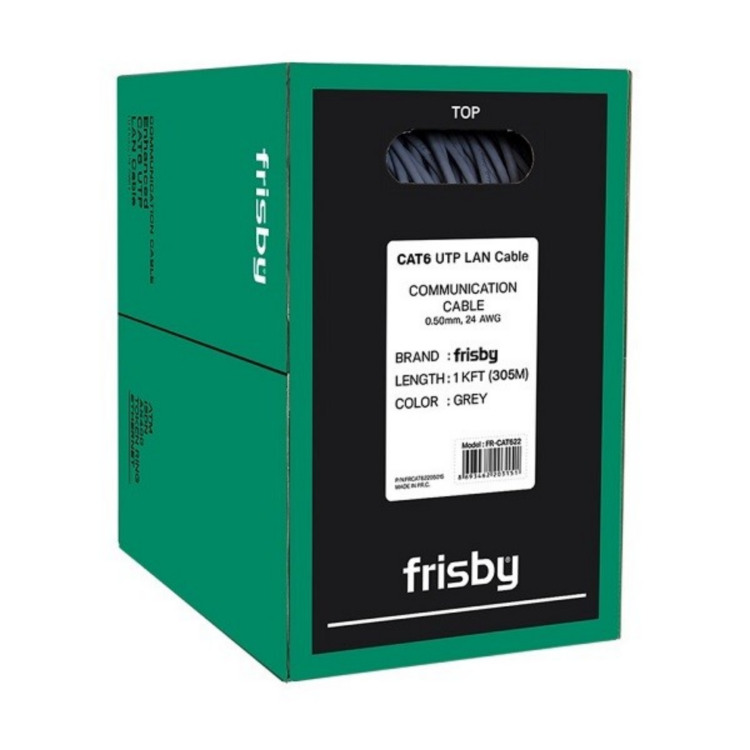 cat6 frisby