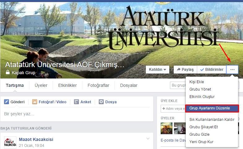 facebook grup sayfası adını değiştirme-1