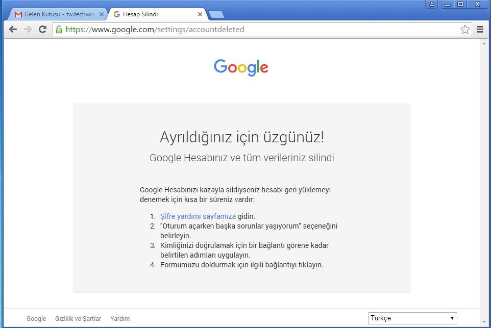 gmail hesabı silme (6)