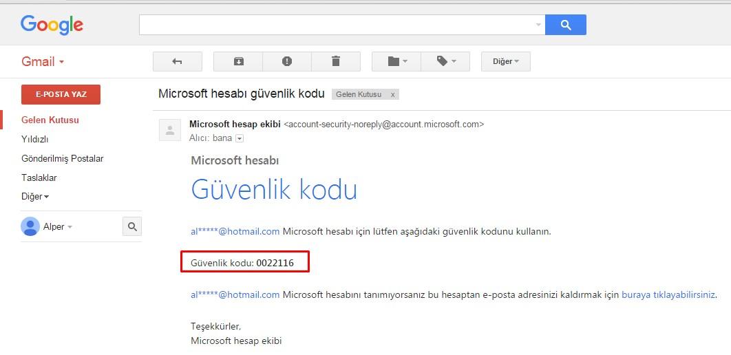 hotmail hesabı kapatma (2)