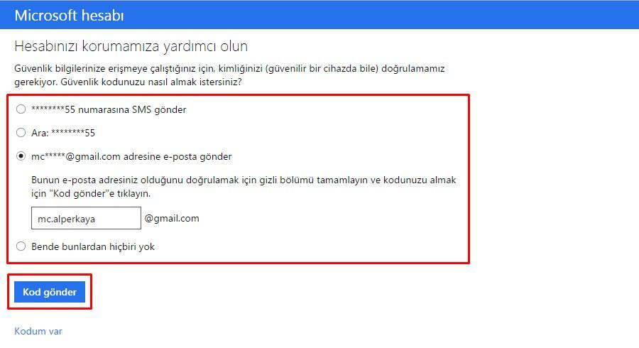 hotmail hesabı kapatma (1)