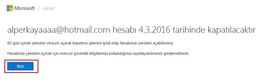 hotmail hesabı kapatma (7)