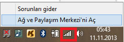 laptop dns değiştirme