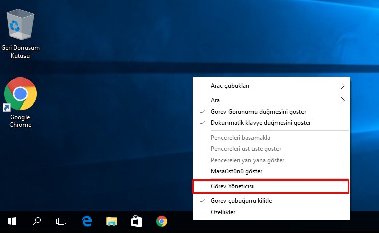 windows 10 başlat menüsü (1)