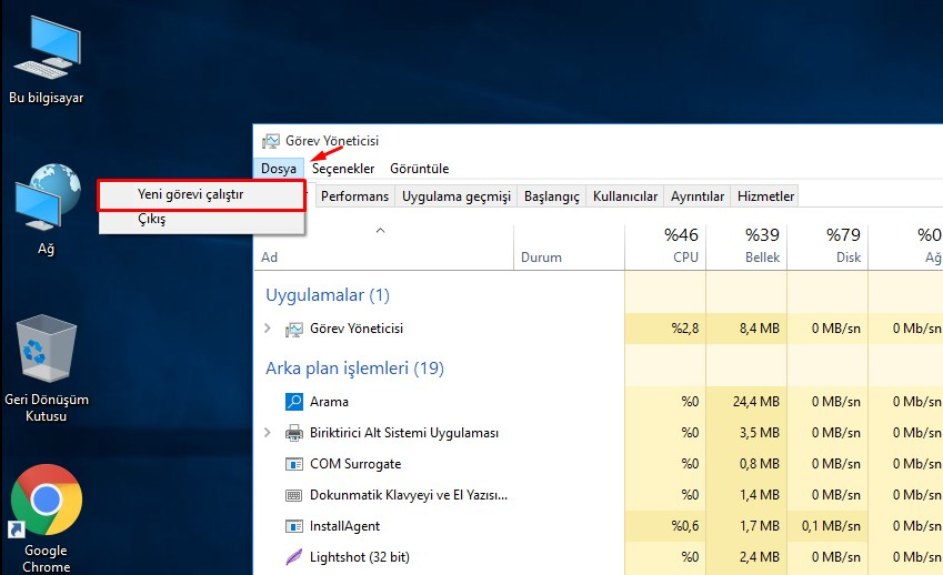 windows 10 başlat menüsü (2)