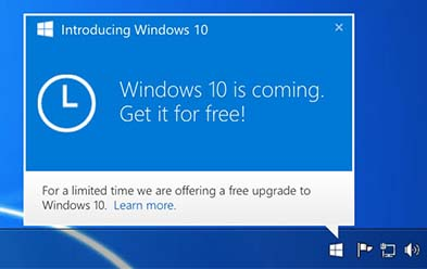 windows 10 bildirim mesajı kapatma
