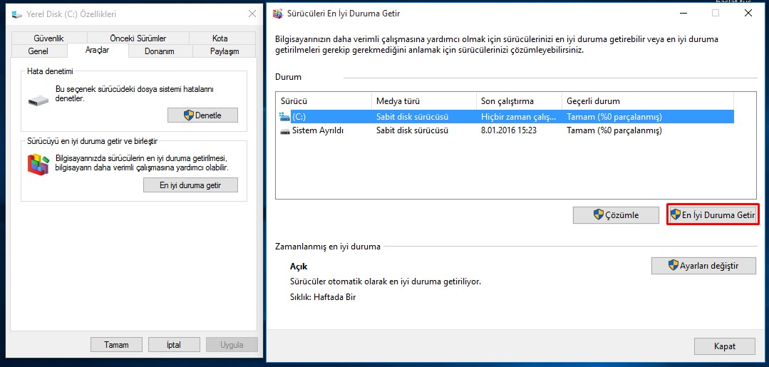 windows 10 disk defrag-2