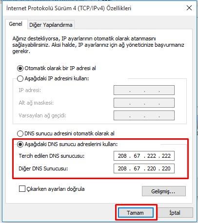 windows 10 yasaklı sitelere giriş (4)