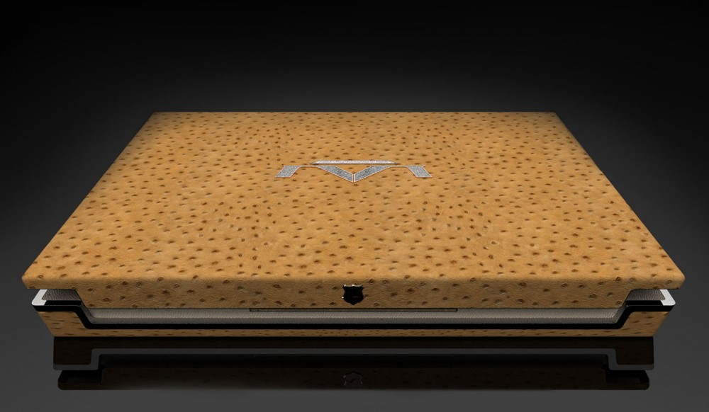 Luvaglio One Million Dollar Laptop
