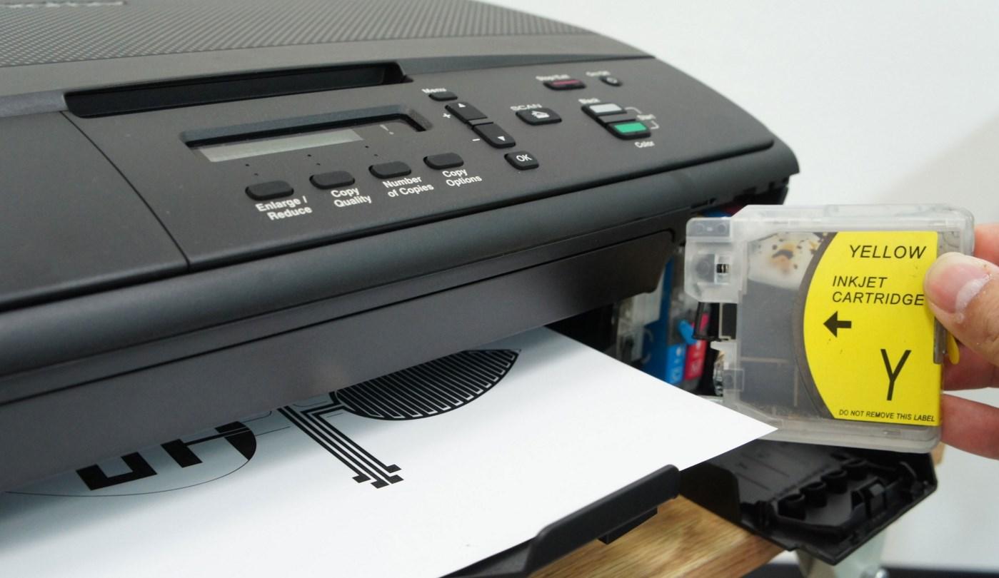 mürekkep püskürtmeli yazıcı nedir
