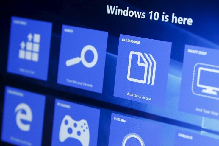 windows 10 kısayol tuşları