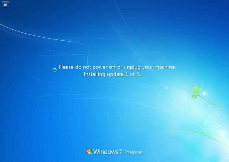 windows update kaldırma