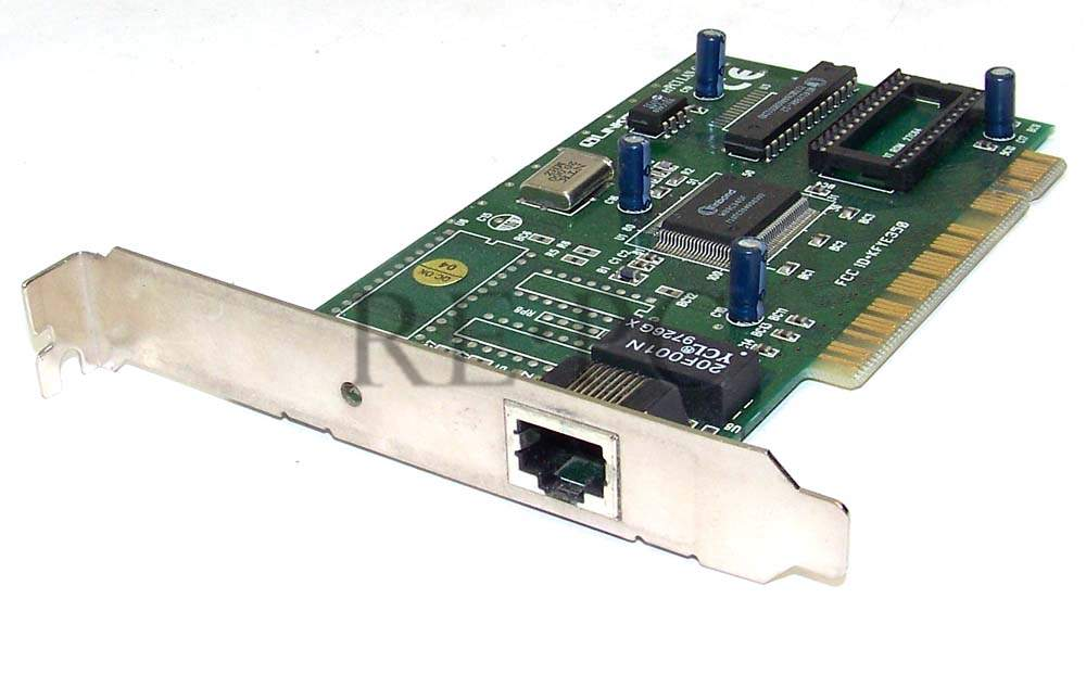 personal computer and network interface card