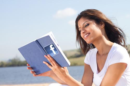 facebook kitap paylaşım furyası