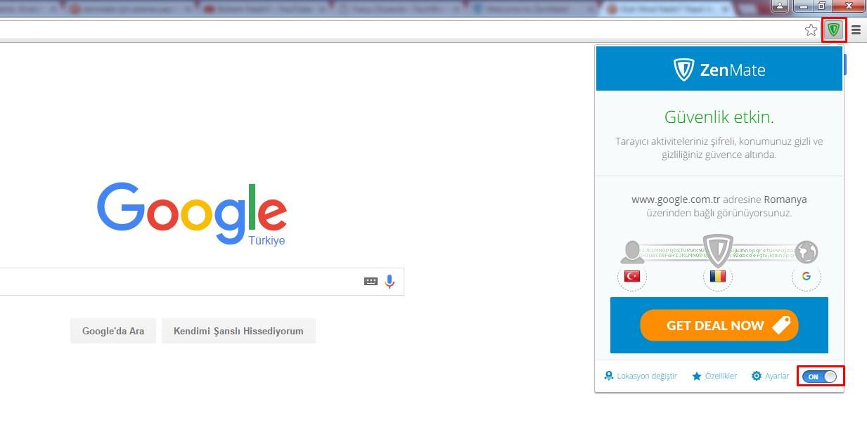 google zenmate