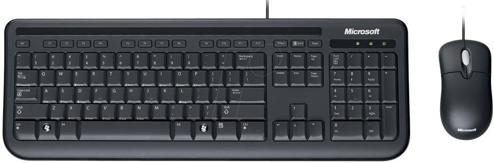 Microsoft Wired Desktop 400