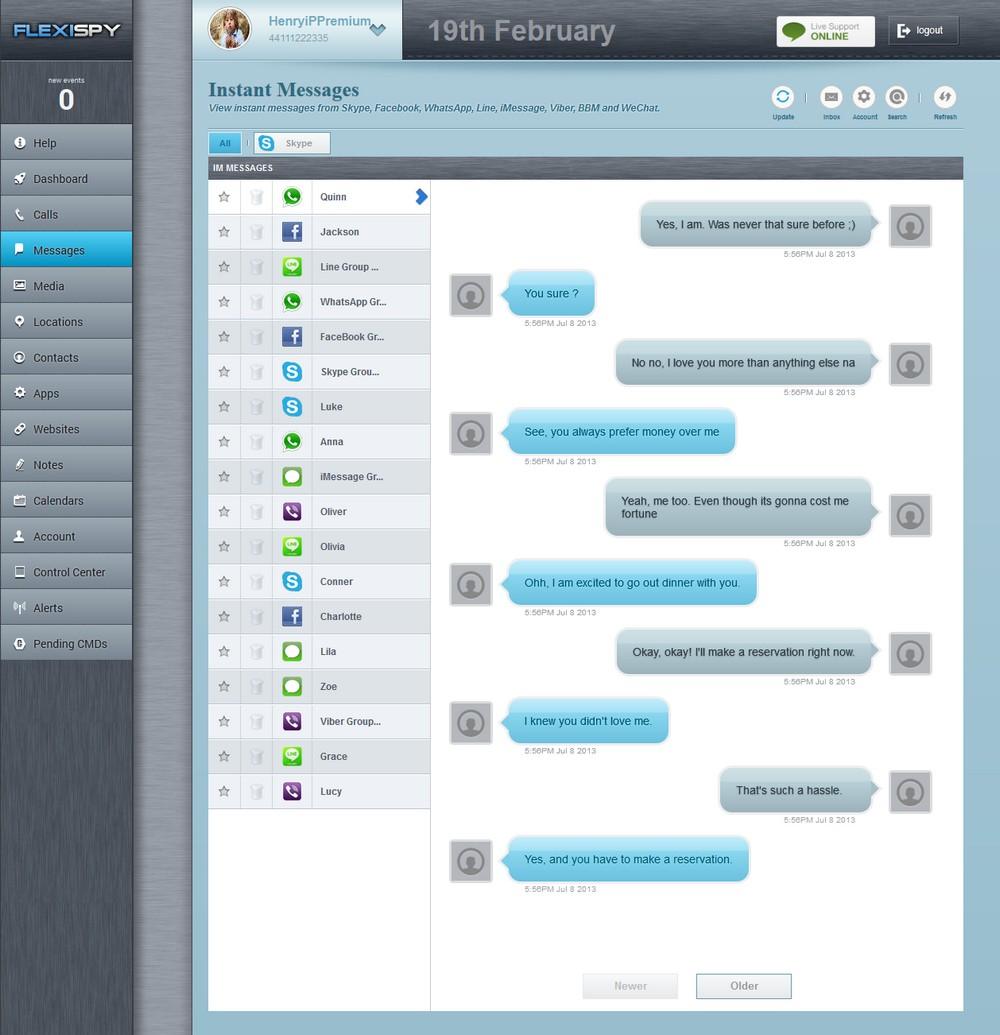 sevgilimin whatsapp mesajlarını nasıl görebilirim iphone