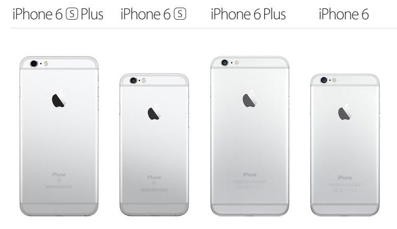 iphone 6 serisi