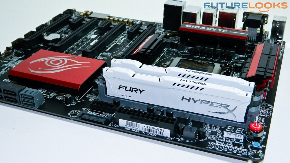 kingston hyperx fury 8gb