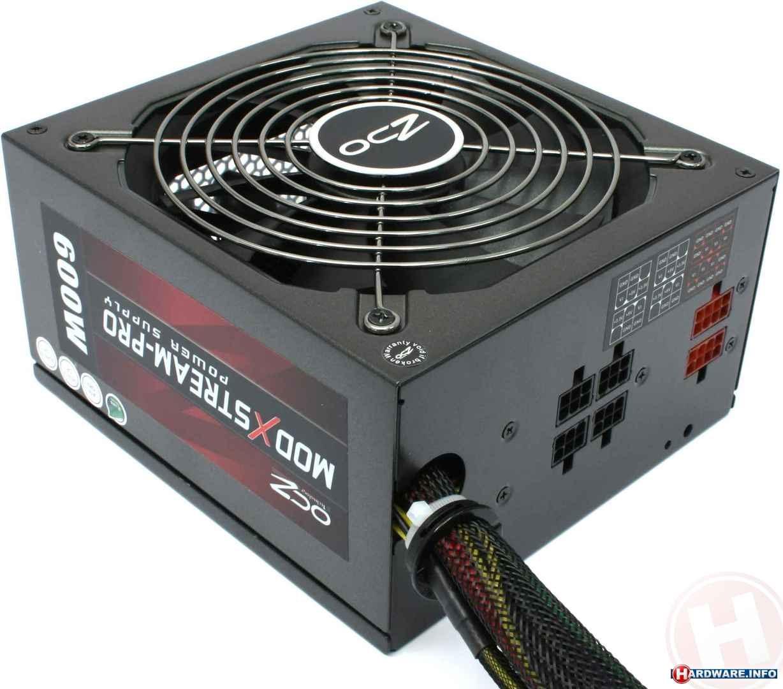 ocz modxstream pro 600watt