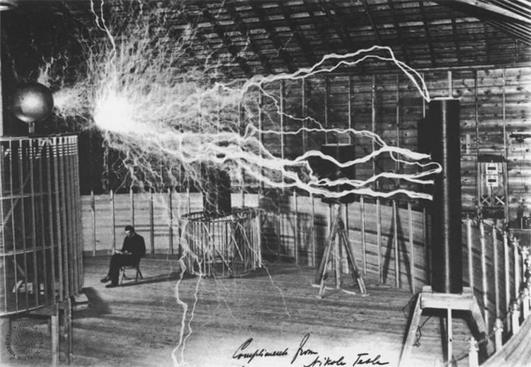 enerji silahı tesla