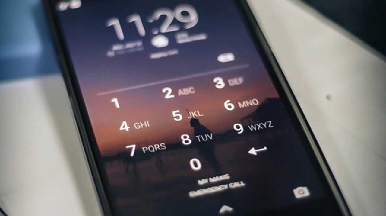 telefon kilit