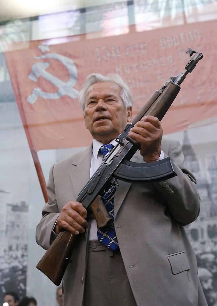 Mikhail Kalashnikof