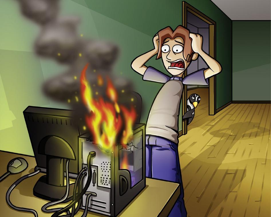 bilgisayar ısınma