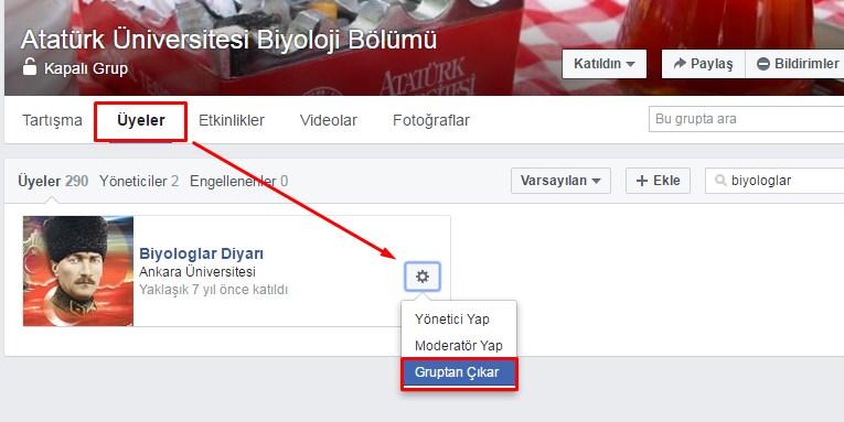 facebook-grup-kapatma