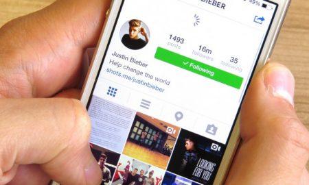 instagramda silinen arama geçmişini görme