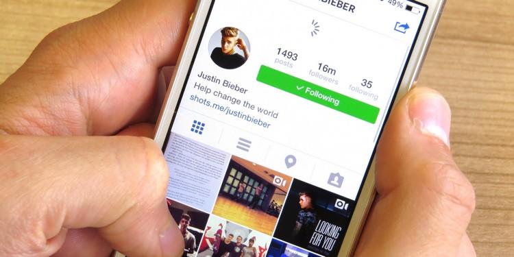 instagram silinen arama geçmişini görme