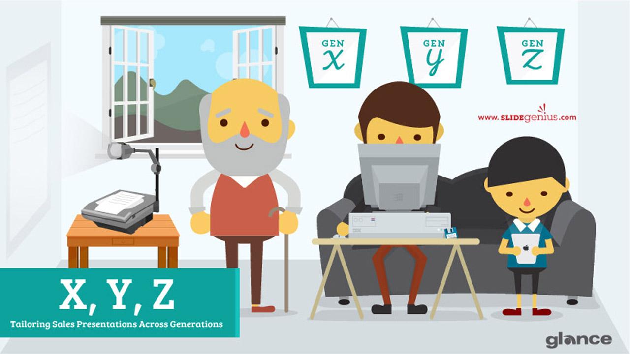 X, Y ve Z Kuşakları Nedir? Özellikleri Nelerdir? » TechWorm