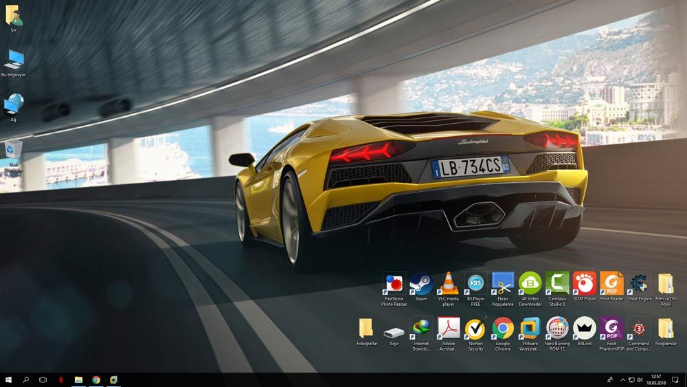 Windows 10 Masaüstü Arka Plan Fotoğrafınıresmini Değiştirme Techworm