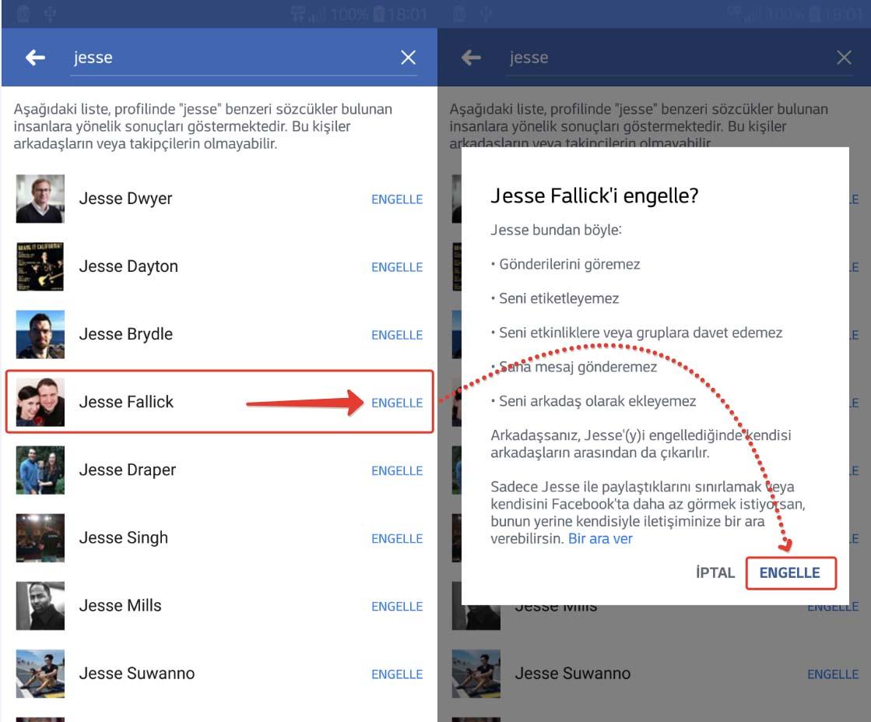 Facebook sayfa hackleme - Gizliden arama engelleme vodafone